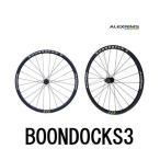 ACLASS (エークラス) BOONDOCKS3 ホイール組(送料無料) |820506
