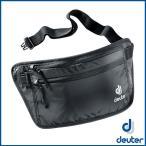 ドイター セキュリティマネーベルト 2  (ブラック) deuter Security Money Belt II D3910316-7000