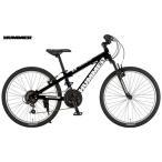 子供用自転車 HUMMER Jr.ATB2418-SV (マットブラック) ハマー Jr ATB 2418 SV マウンテンバイク MOUNTAIN BIKE ジュニア