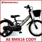 アメリカンイーグル幼児車 17 BMX16 CODY ブラック