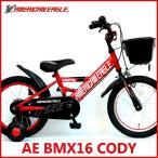 アメリカンイーグル幼児車 17 BMX16 CODY レッド