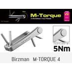 バーズマン(BIRZMAN)M-TORQUE トルクレンチ(チェックアラーム機能つき)TL-BR-230