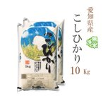 無洗米 10kg 送料無料 新米 コシヒカリ 5kg×2袋 愛知県産 令和2年産 米 10キロ お米 あすつく 食品 北海道・沖縄は追加送料