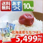 ショッピング米 米 お米 10kg 北海道 1等米 特A 白米 ななつぼし 5kg×2袋 平成28年度産 送料無料 北海道・沖縄・一部地域を除く