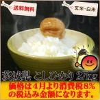 茨城県  1等米 こしひかり 白米約27kgか玄米30kg 平成25年度 ※新、消費税率8%を含む価格です。