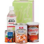 内祝い お返し ギフト 調味料・砂糖 非常食安心セット HKR-15 送料無料