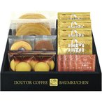 内祝い お返し ギフト 洋菓子 Cafe Eto1le  ドトールコーヒー&バウムクーヘンセット HKDB-25 送料無 母の日
