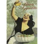 インテリアポスター アートポスター ISTITUTO FOTOCROMO ITALIANO / I.F.I ポスター/ラッピングペーパー 50×70 オリーブオイル BUON APPETITO CR061