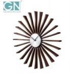 ショッピング壁掛け 壁掛け時計 掛け時計 ジョージ・ネルソン フラッター・クロック GN001