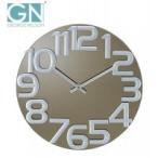 ショッピング壁掛け 壁掛け時計 ジョージ・ネルソン ミラー・クロック グレー GN412