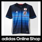 アディダス トップス 半袖 adidas 2016 キッズ サッカー日本代表 ホーム レプリカユニフォーム 半袖