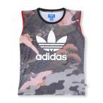 アディダス ノースリーブ adidas 【adidas Originals by Rita Ora】Tシャツ [KIMONO TEE]
