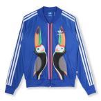 アディダス ジャケット adidas 【adidas Originals by The Farm Company】 トラックトップジャージ[SUPERGIRL TRACK TOP]