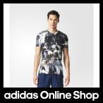 adidas ノースリーブ アディダス クライマチル グラフィックTシャツ