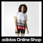アディダス トップス 半袖 adidas 【adidas Originals by Rita Ora】 Tシャツ [WORD TEE]