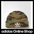 アディダス キャップ・帽子 adidas オリジナルス ニットキャップ [GRAPHIC BEANIE]