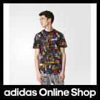 adidas トップス 半袖 アディダス オリジナルス Tシャツ [STREET GRAPHIC TEE MULTI]