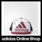 アディダス キャップ・帽子 adidas KIDS フラットキャップ