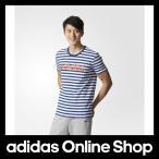 アディダス トップス 半袖 adidas BC ボーダーTシャツ メンズ