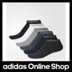 アディダス ソックス adidas BC 6PP カラーブロックアンクルソックス