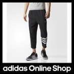 アディダス パンツ adidas CC デニムスウェットクロップドパンツM