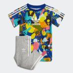 Yahoo!adidas Shop PayPayモール店セール価格 アディダス公式 ウェア セットアップ adidas Tシャツドレス セット / Tee Dress Set