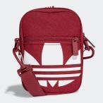 セール価格 アディダス公式 アクセサリー バッグ adidas アディカラー トレフォイル フェスティバルバッグ