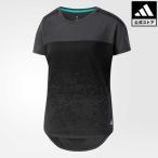 アディダス トップス 半袖 adidas WOMENS CLUB グラデーションプリント Tシャツ