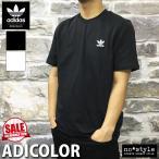 アディダス オリジナルス Tシャツ メンズ 夏用 adidas originals 半袖 ワンポイント EKF77 アウトレット