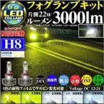 ショッピングLED LEDフォグランプ H8 CREE XPH50 3000LM ledフォグ ライト イエロー ホワイト バルブ 3000k 3300k 6500k 8000k 10000k 偽  50w 75w 80w 100wに注意