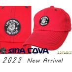 【ポイント5倍】 シナコバ 新作  父の日ギフト ゴルフ 2021春夏新作 ちょい悪 大きいサイズ ドギーキャップ sina cova  メンズ 10077700-670 フリーサイズ