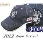 シナコバ新作  ゴルフ 2020秋冬新作 ちょい悪 大きいサイズ ドギーキャップ sina cova  メンズ 10077710-290 フリーサイズ