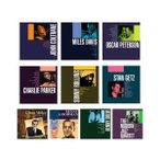 (送料無料)洋楽CD ジャズの巨匠達がおりなす名演奏!ジョン・コルトレーン〜モダン・ジャズ・カルテット 10枚組