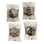 (送料無料)(代引き不可)どうぶつ とうふドーナツ ココア 1P(30袋)