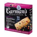 (送料無料)(代引き不可)カーマンズ 6Pスーパーベリー ミューズリーバー 45g×6 6個セット M6-01