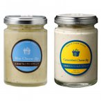 (送料無料)(代引き不可)ノースファームストック 北海道チーズディップ 120g 2種 カマンベール/ブルーチーズ 6セット
