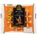 (送料無料)(代引き不可)コモのパン メープルワッフル ×24個セット