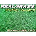 人工芝2m幅 本物ソックリな芝高10mm RealGrass リアルグラス 1m×2mの価格で す