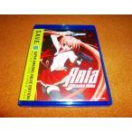 未使用BD 緋弾のアリア 全12話+OVABOXセット 開封品 国内プレイヤーOK 新盤