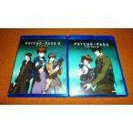 未使用DVD PSYCHO-PASS サイコパス 第1+2期 全33話+劇場版セット 開封品 国内プレイヤーOK
