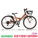 ブリヂストン 24型 子供用自転車 エクスプレスジュニア オレンジ 外装6段変速 EX46