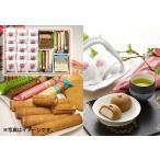伝統の味「千鳥饅頭」と代表的な洋菓子「チロリアン」です