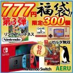 マスク 福袋 任天堂switch 本体 新品 ニンテンドースイッチ Nintendo Switch 任天堂 新モデル ゲーム&ウオッチ ゼルダ無双 任天堂スイッチ