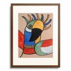 フェルナン・レジェ Fernand Leger 「The parrot. About 1940」