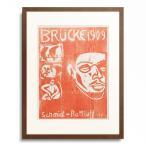 エルンスト・ルートヴィヒ・キルヒナー Ernst Ludwig Kirchner 「Title of the 4th Brucke Portfolio for Schmidt-Rottluff. 1909」