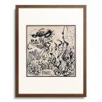 ジャクソン・ポロック Jackson Pollock 「Number 5 (Elegant Lady). 1951.」