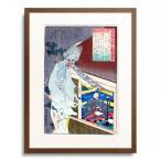 歌川国芳 Utagawa Kuniyoshi 「百人一首之内 大納言経信」