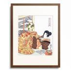 歌川国芳 Utagawa Kuniyoshi 「風俗女水滸伝 百八番之内 炬燵」