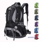 アウトドアリュック メンズ 大容量 バックパック ザック バッグ 40L アウトドアバッグ 撥水 登山用バッグ 旅行