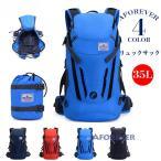 バックパック リュックサック メンズ レディース 35L 大容量 登山リュック 撥水 軽量 アウトドア 遠足 旅行